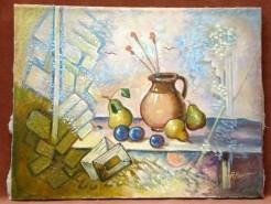Picturi de toamna Fructe `