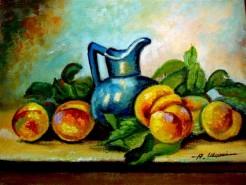 Picturi de toamna Fructe 1