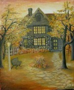Picturi de toamna Cabalion