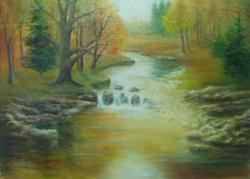Picturi de toamna padure toamna 11^