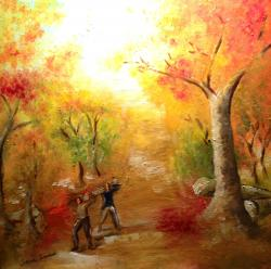 Picturi de toamna Caldura