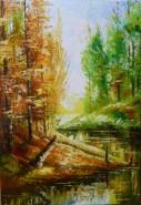 Picturi de toamna Printre dealuri