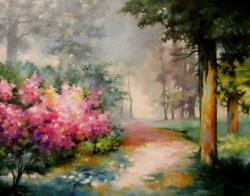 Picturi de toamna ceata