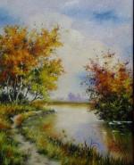 Picturi de toamna Toamna iar