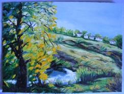 Picturi de toamna Toamna in ocna sugatag