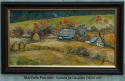 Picturi de toamna Toamna pe Gaujoare