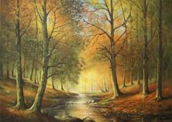 Picturi de toamna Culorile toamnei