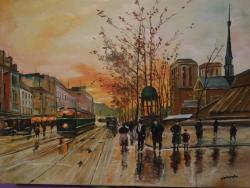 Picturi de toamna citadina ...