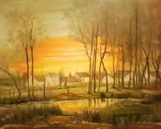 Picturi de toamna Letea