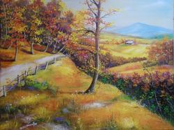 Picturi de toamna toamna pe ulita 2