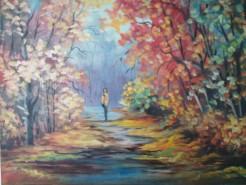 Picturi de toamna Singurica