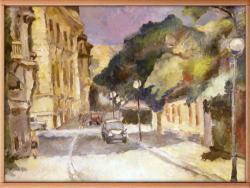 Picturi de vara Strada Bucuresti