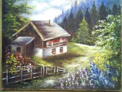Picturi de vara in alpi