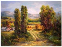 Picturi de vara IUNIE IN MARAMURES