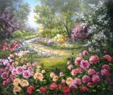Picturi de vara Poveste de vara