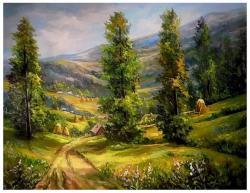 Picturi de vara VARA MULTILOR ALBASTRI
