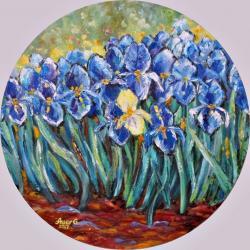 Picturi de vara Irisi 0