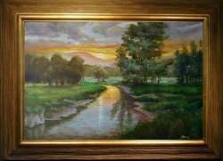 Picturi de vara Before sunset