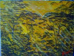 Picturi de vara Safari