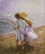 Picturi de vara  prima data la mare