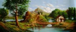 Picturi de vara Peisaj de vara