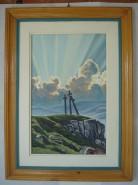 Picturi de vara Apus de soare 107