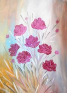 Picturi de vara Flori