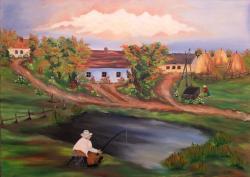 Picturi de vara Sfarsitul verii