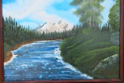 Picturi de vara apa curata