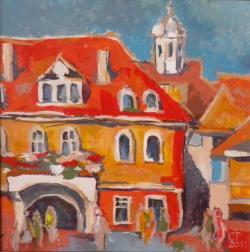 Picturi de vara Sibiu
