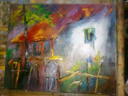 Picturi de vara amintiri de la bunici