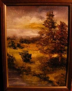 Picturi de vara Peisaj imaginar