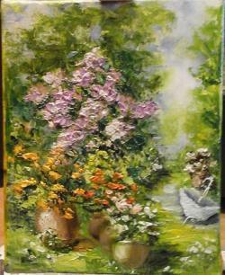 Picturi de vara Umbrela de soare