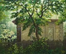 Picturi de vara Racoarea umbrei vara