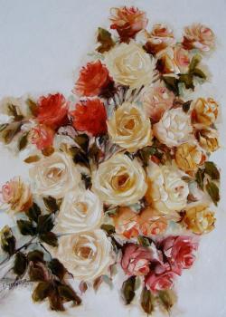 Picturi de vara Trandafirisofia