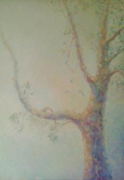 Picturi de vara Copac