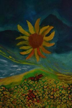 Picturi de vara Drops of sun