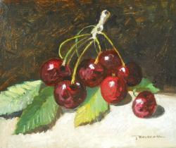 Picturi de vara black cherry