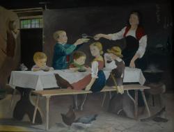 Picturi de vara cina