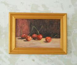 Picturi de vara cireÈ™e ...6