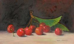 Picturi de vara june cherries