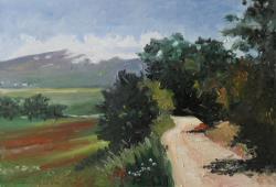 Picturi de vara peisaj vara 2