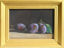 Picturi de vara trei prune