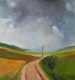 Picturi de vara vine ploaia