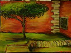 Picturi de vara Acuarela