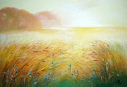Picturi de vara Summer Field 1