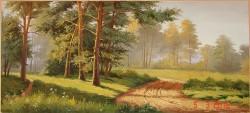 Picturi de vara Roua diminetii