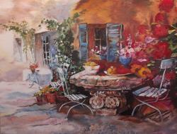 Picturi de vara Vara-i aici, dupa colt...