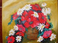 Picturi de vara Flori de vara
