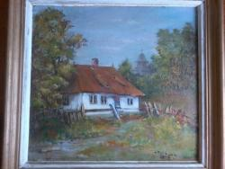 Picturi de vara Casa bunicii